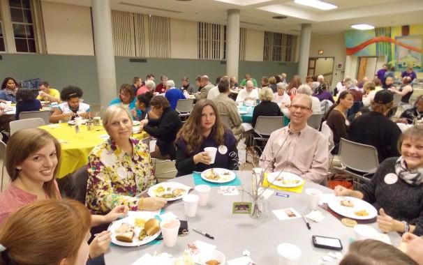 2013 Volunteer Dinner