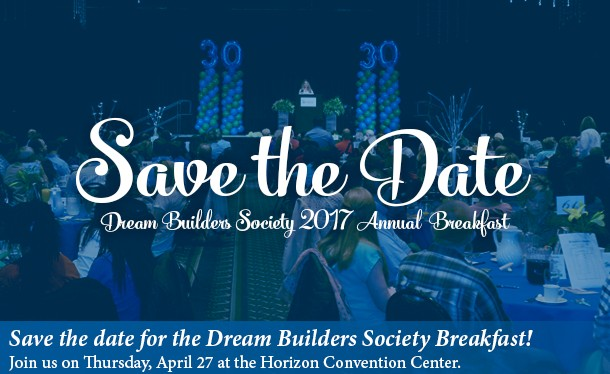 2017 Breakfast Save the Date