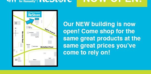 2017 ReStore move