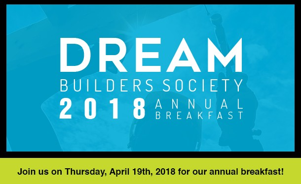2018 Breakfast Save the Date
