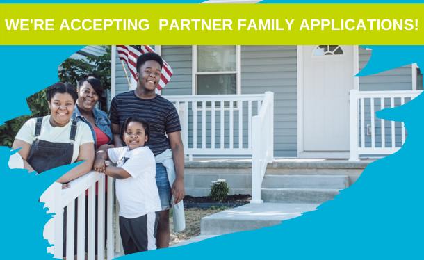 Muncie Habitat Seeking Partner Families